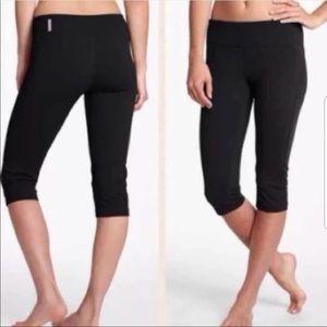 Zella athletic black crop leggings